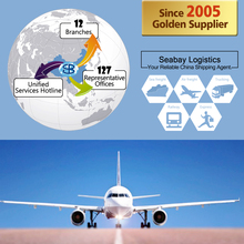 cheap air freight forwarder shipping services to korea