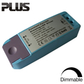 Constant current 43-70V 300mA 18W (12~18)*1W Triac dimmable led driver with CE and SAA certificate