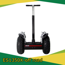 Electric Scooter personal transporter Vehicle two wheel with handle bar and Pedal