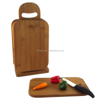 2015 Hot Wholesale Custom Bamboo Cutting Board Set Eco-friendly Bamboo Wooden Chopping Boards Cheese Board or Serving Tray Cheap