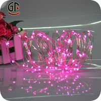 Wedding Promotional Solar Powered Outdoor Party Light Strings