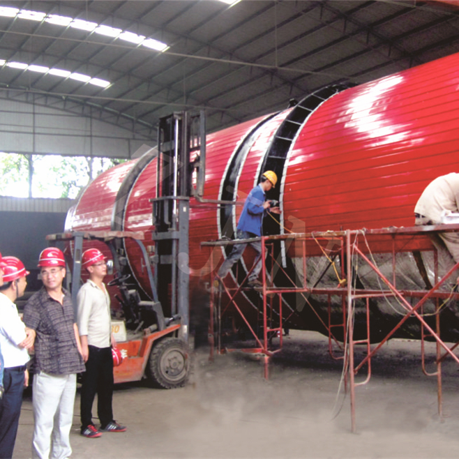 Sugar Cane Bagasse Dryers For Sale/Rotary Drying Equipment Line