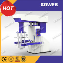 Sower hydraulic lifting basket mill for Chemical production