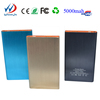 Hot Sale metal 2015 Best Gift mobile power bank made in china best quality 5000mah