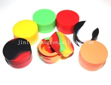 Dab wax containers, silicon containers for electronic cigarette oil