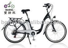 E-bike with CE certiication children bicycles hybrid