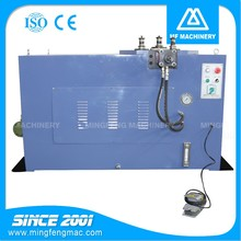 JM-38-HA metal materials hydraulic drive tube profile pipe thread rolling bending machine