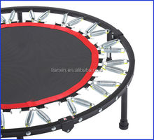 mini folding urban rebounding trampoline with handle