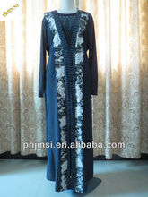 Abaya Kaftan Dubai Maxi Dress