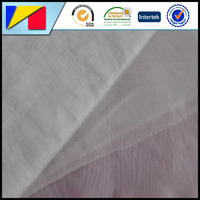 Organza Fabric 44gsm bleached
