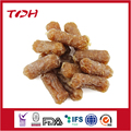 Dry Dog Food Crystal Chicken Sausage with kelp Pet Food 2016 New Arrival