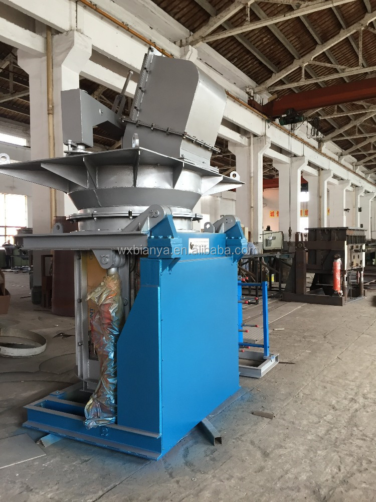 Copper aluminum magnesium alloy induction electrical melting furnaces