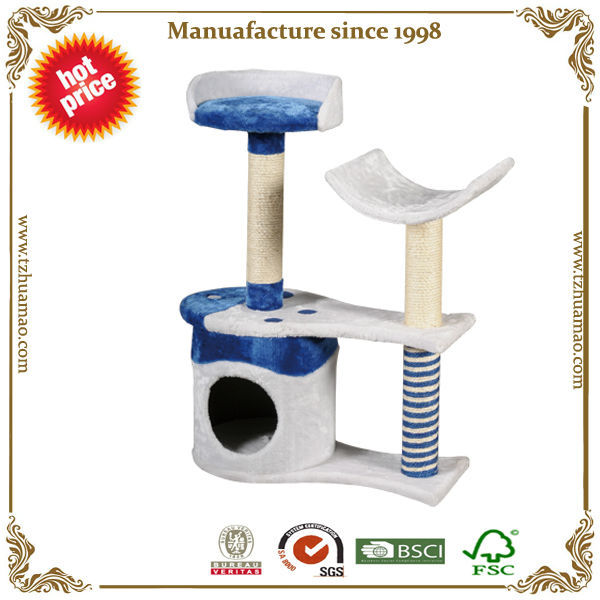 China Wholesale Scratching Cat Tree& pet toy &pet products