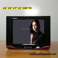 Good Quality Small Size CRT TV 21Inch Colorful Televition