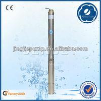 3 inch deep well pump