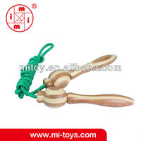 toy manufacturer wood toys for kids baby toy skipping rope