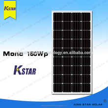 2017 New folding solar panels 160w with best quality and low price
