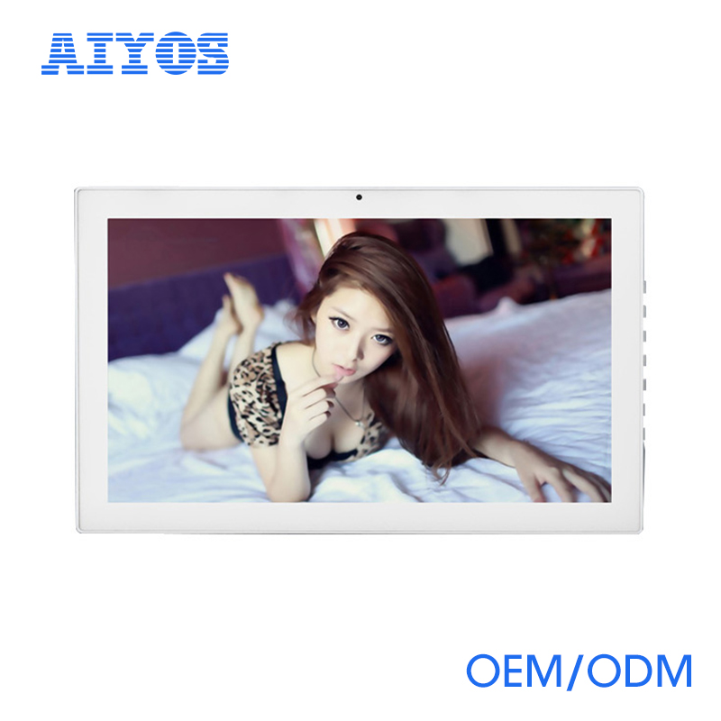 2017 New High Quality Factory 18.5inch Quad Core RK3188 RK3288 wall mount touch screen tablet pc led touch screen