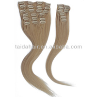Smooth And Soft Clip In Hair Extensions For Black Women