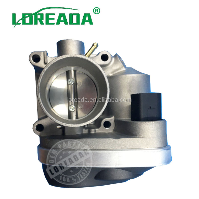 Throttle Body For Volkswagen VW GOL FLEX FOX KOMBI 0280750061 030 133 062D 06A133062D/<strong>Q</strong> 68339 LTB125 KTB068 408238371R004