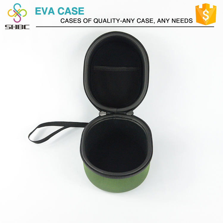 SHBC Round EVA earphone protective case