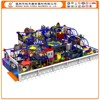 Baihe Naughty Castle Children Games Indoor Soft Playground Equipment