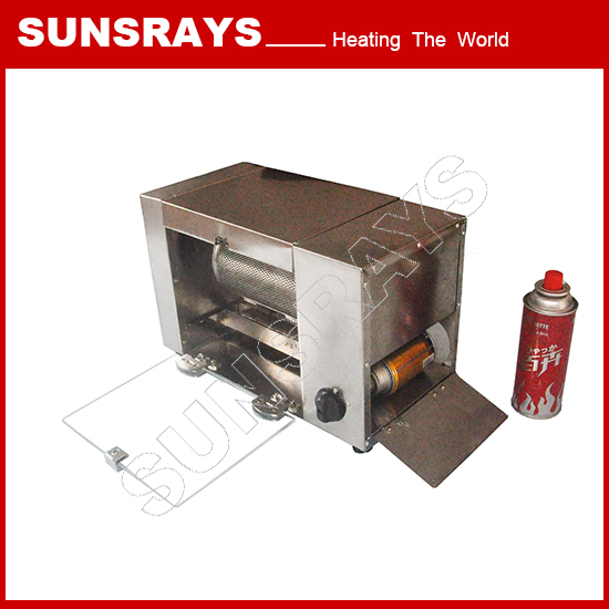 Mini Gas Infrared bean home electric coffee roaster for sale