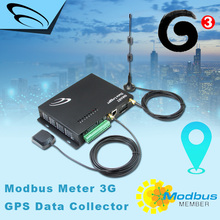 Modbus Meter 3G GPS Data Collector longitude latitude gps tracking
