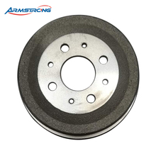Auto Brake System Part Rotor Front Rear Left Right Brake Disc For LADA