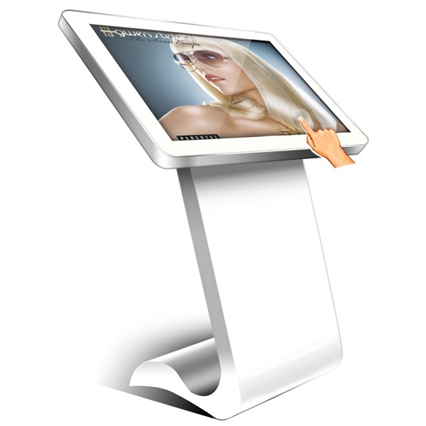 42inch indoor floor standing interactive kiosk lcd touch screen kiosk Manufacturer