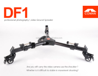 Camera 3 wheel Desktop Floor Table Video Slider Track Dolly Car for DSLR Camera,Camera Track Slider DF1