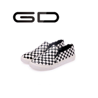 2015 Latest ladies flat shoes loafer manufacturers new style loafer shoes