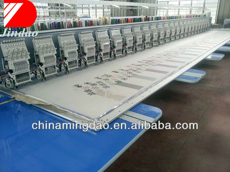 22 heads high speed computer embroidery machine for sales