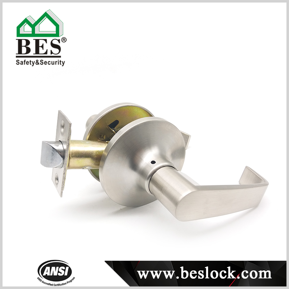Backset 70mm tubular lock latch lock,adjustable locking handle lock