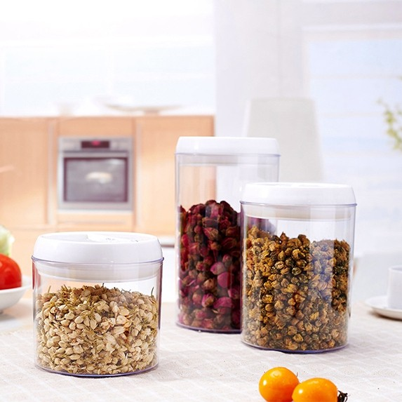Attractive Price New Type plastic pet food storage box