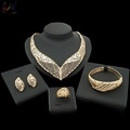 Pearl Rani Haar Designs Wholesale Costume Jewelry Gold Pated Iindian Jewellery