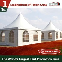2015 portable pagoda tent For Sales