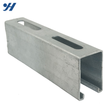 Low Price C Section Beam C Shape Steel beam C Channel Sizes Metric