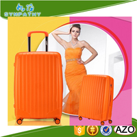 2015 wheeled cabin trolley luggage suitcase for travel