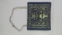 pocket bag prayer mat with travelling bag factory design Muslim prayer mat for wholesales