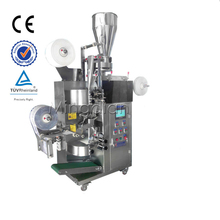 MD-168 Automatic tea bag packing machine with outer bag