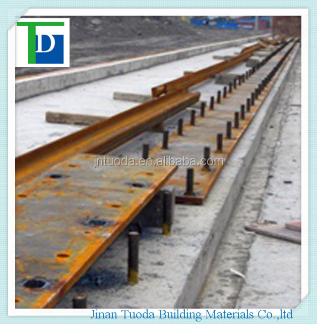 TD high-strength non-shrink grouts railway plaster/mastic sealant