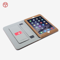 2015 Caseme Smart Tablet Case for iPad Air 2 with PU Leather Case