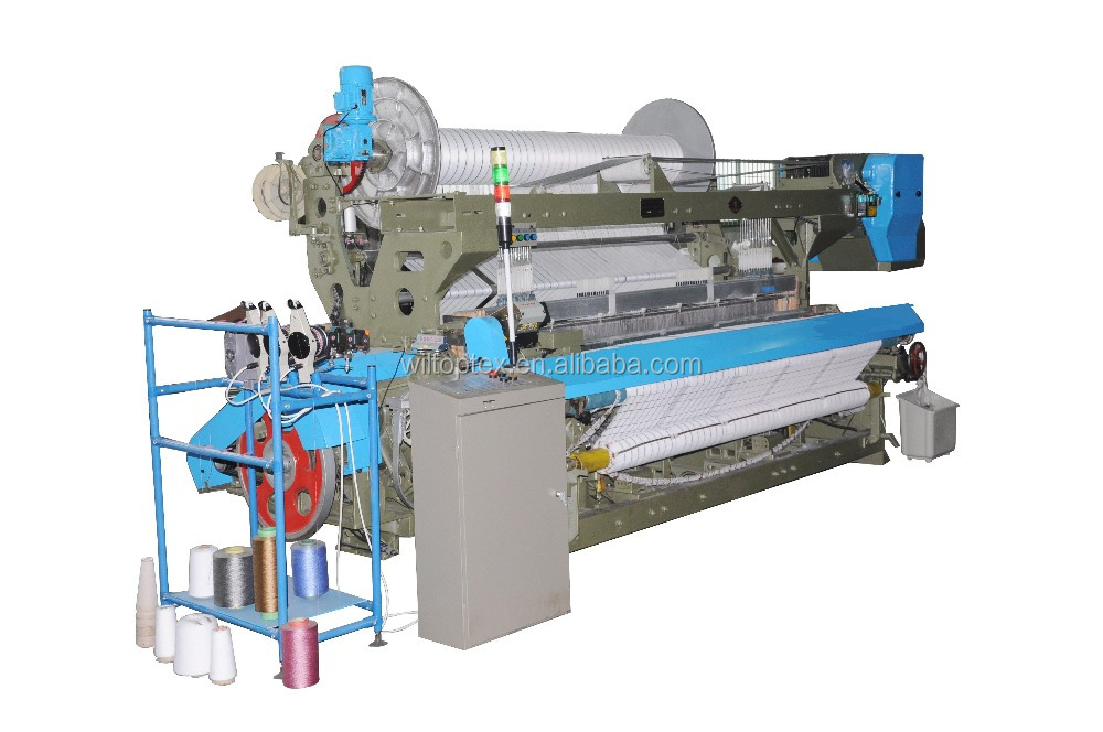 HYRL-787 New Type Heavy Towel Rapier Loom Cotton Towel Weaving Machine