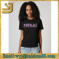Stylish You and Me Sequin Tee