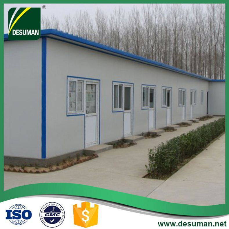 DESUMAN export to usa leisure style light weight cool prefab houses