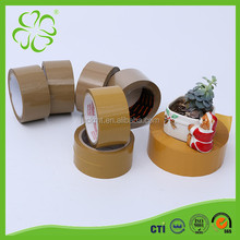 Strong Adhesive Glue Box Packaging OEM Brown OPP Packing Tape