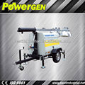 Hot Sale!!!POWER-GEN Japan Diesel D1105-BG Kubota Spotlights Light Tower