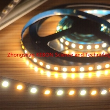 Dimmable DC12V 24-26LM SMD 2835 LED Strip/Bar Light 16W 12V 5M Single Color China Manufacturer