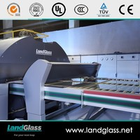 Efficient Bent Glass Tempering Machine Manufacturer by LandGlass